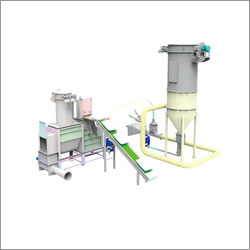 Automatic Unpacking Machine For Calcium Carbonate