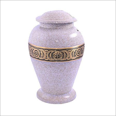 Brass Adult Urn