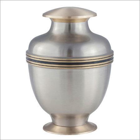 Brass Urn