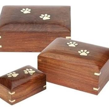 Pet Wooden Urn