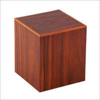 Brazilian Rose Wood Urns