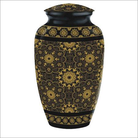 Brass Designer Urn