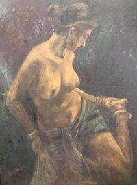 Ajit Soni - Nude lady