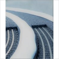 HIGH TEMPERATURE HEATING CABLE MAT
