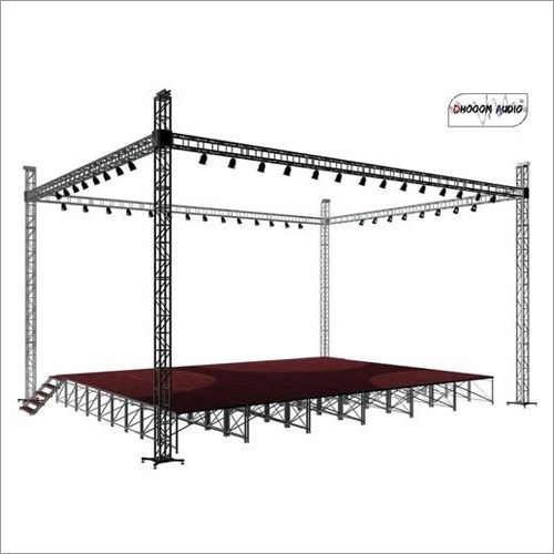 Iron Stage Truss
