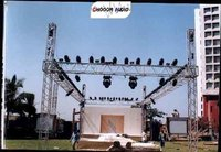 Stage Metal Lighting Truss