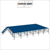Waterproof Tarpaulin Roof Truss
