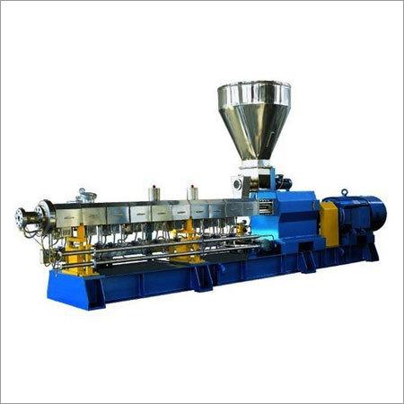 Semiauto Plastic Granules Machine