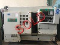 CNC LATHE MACHINE SUGA CL 25
