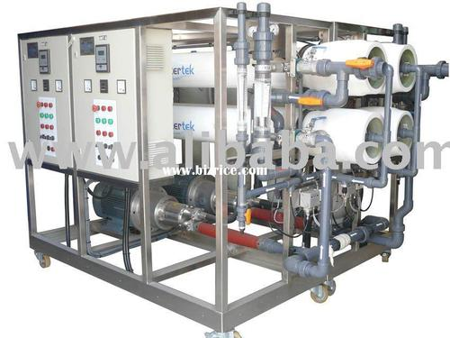 Sea Water RO Desalination Plant - AQUA LIFE WATER TECHNOLOGY
