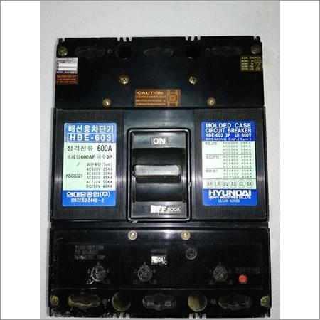 MCCB Hyundai 600 Amp