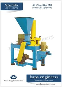 Air Classifier Mill