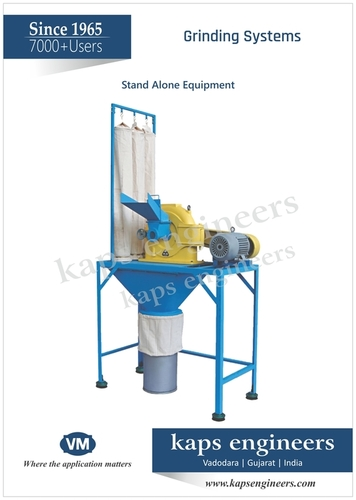 3 Stage Continuous Grinding System