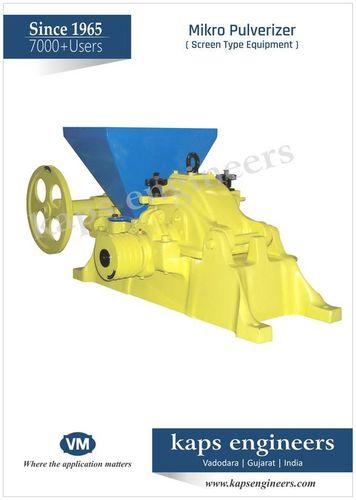 Pulveriser Equipment