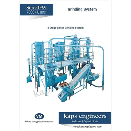 Spices Grinding System