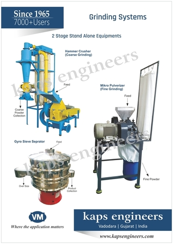 Spices Grinding Systems