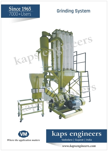 Turmeric Powder Grinding System