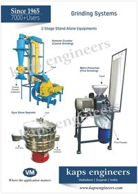 Mix Masala Grinding System