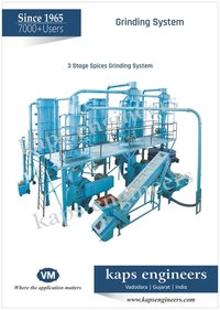 Spices Processing Equipment