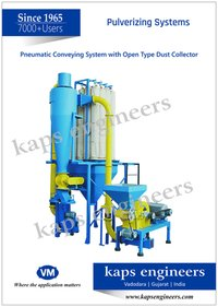 Epoxy-Powder Coating Pulverizer
