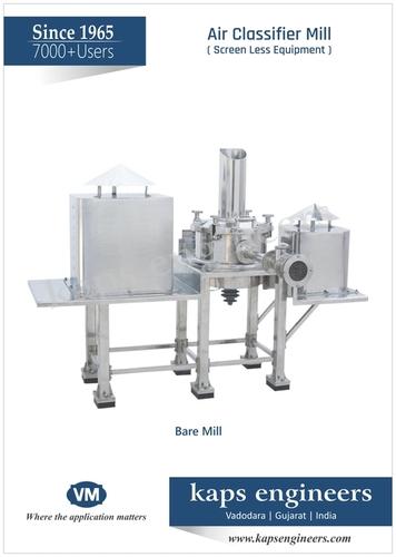 Bulk Drug Grinding Equipment