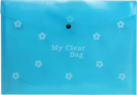 My Clear Bag