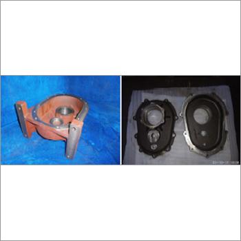 Steel CNC Machine Components