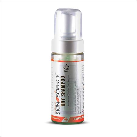 Dry Shampoo-Hair Cleanser