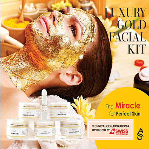 Luxury Gold Facial Kit