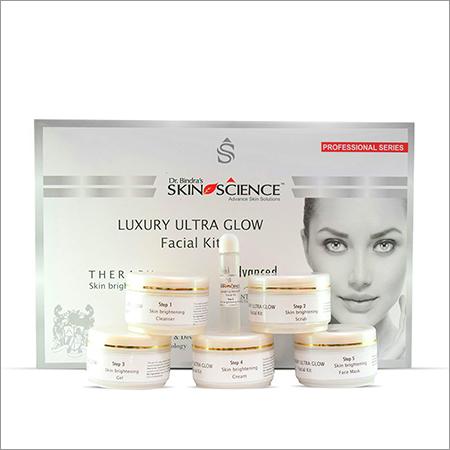 Luxury Ultra Glow Facial Kit