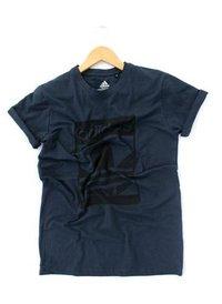 Blue Color Round Neck T-Shirts