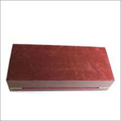 Gift Belt Packaging Wooden Box