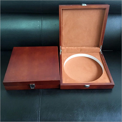 Wooden Belt Box