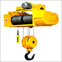 Electrical Wire Rope Hoist