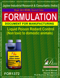 Liquid Poison Rodents Control