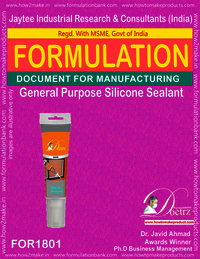 General Purpose silicon sealant formula