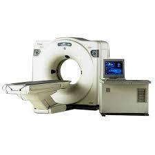 GE CT SCAN HIGH SPEED