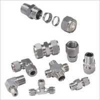 Compression Tube Fitting (Double Ferrule)