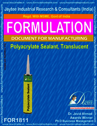 Polyacrylate Sealant Translucent
