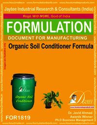 Organic Soil Conditioner Formula