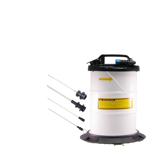 FIT TOOLS 6L Pneumatic Operation Oil or Fluid Extractor