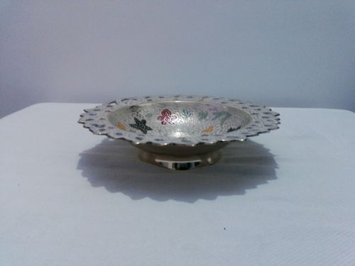 Enamel Fruit Bowl