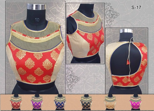 Readymade Designer Fancy Blouse