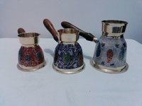 Enamel Turkish Coffee Pot
