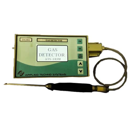 Portable Stack Gas Analyzer