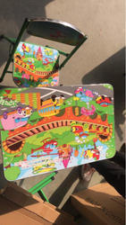 Kids Tablet Chair Set