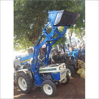 Front Head Loader On All Tractors Machine
