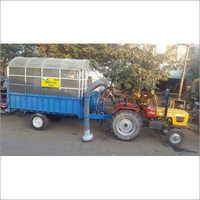 Turi Vaste Leaf Collector Hydraulic System