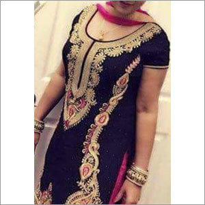Ladies Designer Punjabi Suit