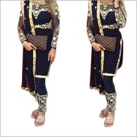 Ladies Fancy Party Wear Suit